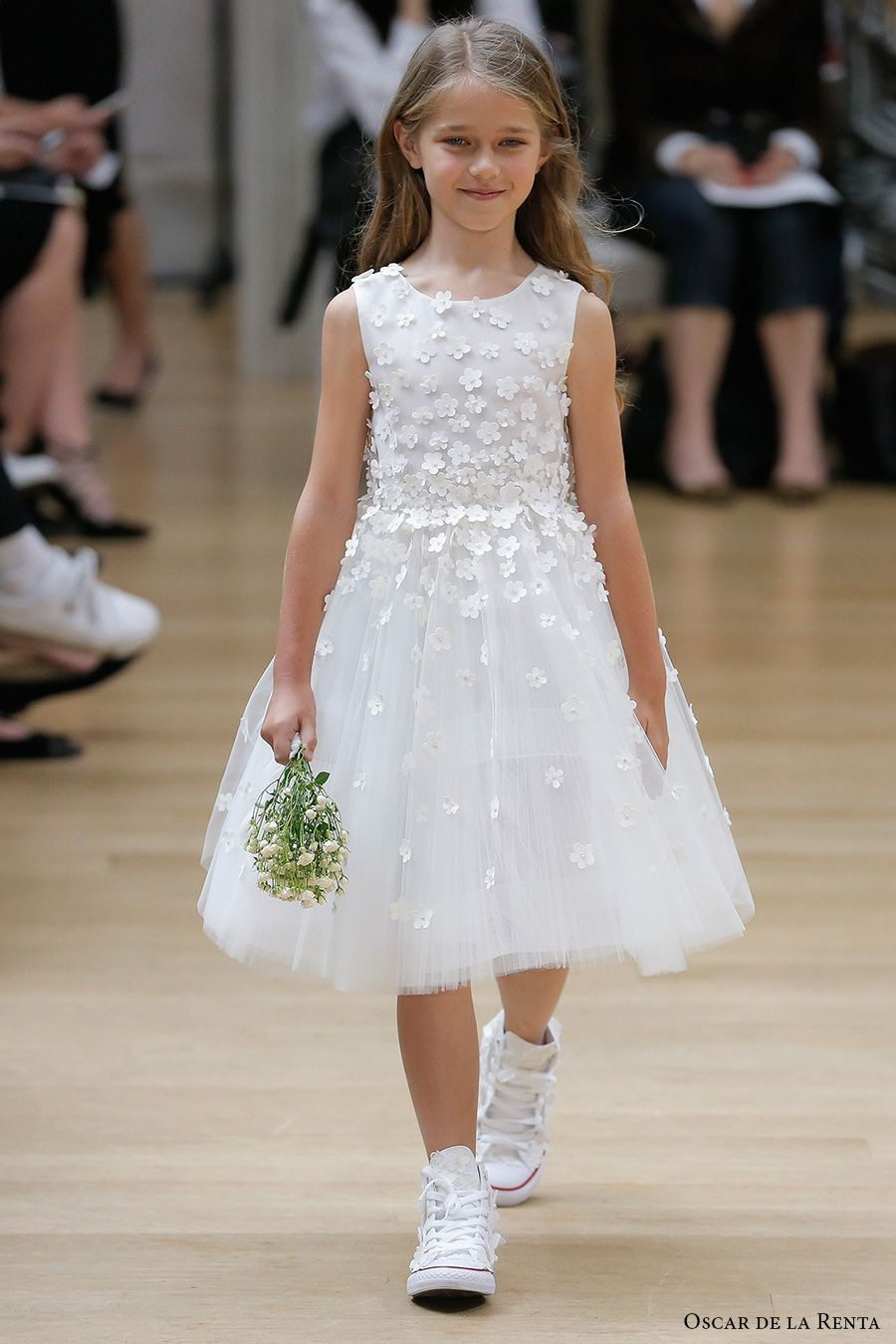 Oscar de la Renta Spring 2018 Wedding Dresses — New York
