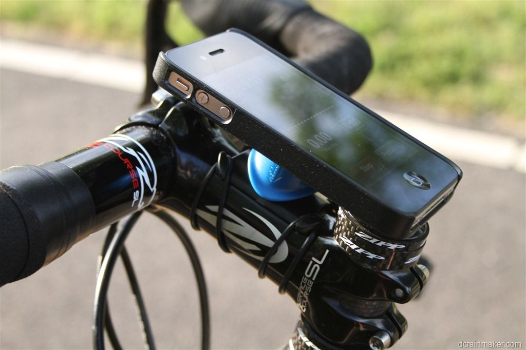 In Depth Review Of The Quad Lock Iphone Bike Mount Case Bike