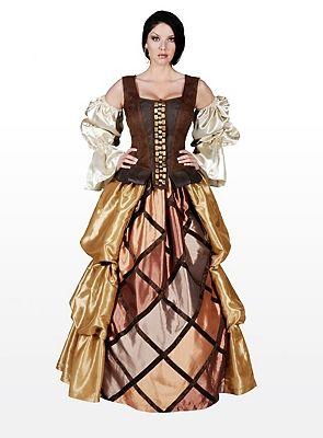 Edle Piratin Kostüm | Piratinnen, Frau, Piratin kostüm