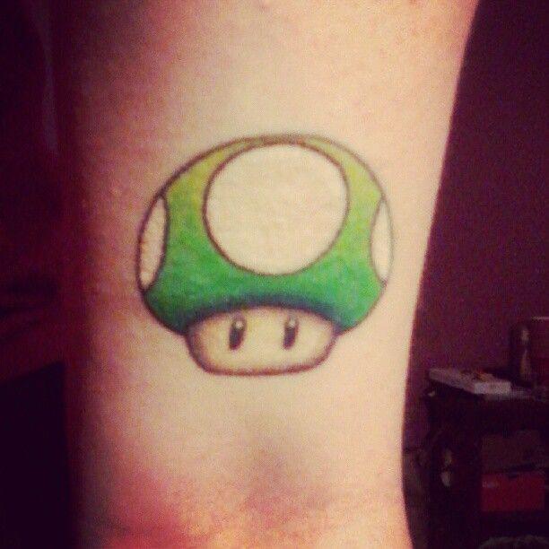 Pin By Sarah Hanson On Tattoo Tattoo Mushroom Tattoos Nerdy