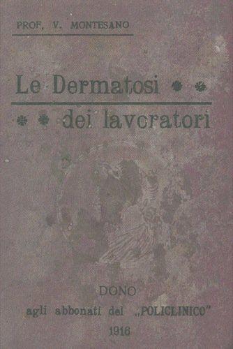Télécharger Livre Le dermatosi dei lavoratori. Proemio - Classificazione delle dermatosi dei lavoratori dal punto di vista dermatologico... PDF Ebook Gratuit