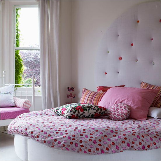 id es vintage pour une chambre d 39 adolescente moderne house chambre fille pinterest. Black Bedroom Furniture Sets. Home Design Ideas