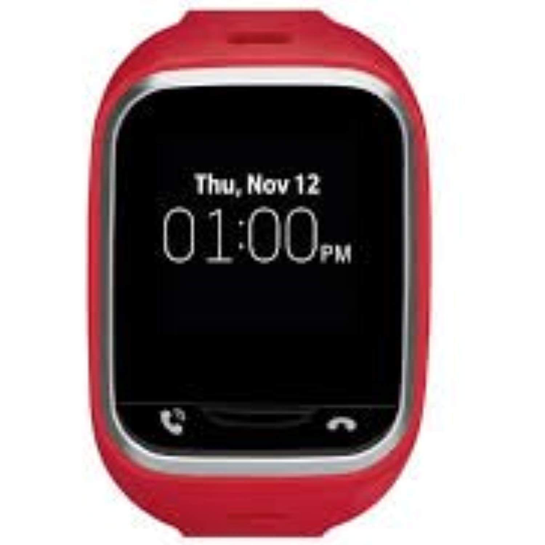 LG GIZMOGADGET LGVC200 RED CELLULAR KIDS SMART WATCH
