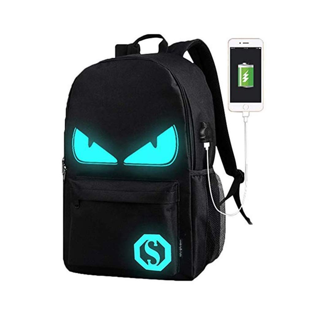 BTS Boy/'s USB Port Ladegerät Backpack Rucksäcke Schultasche Reise Taschen Bag V