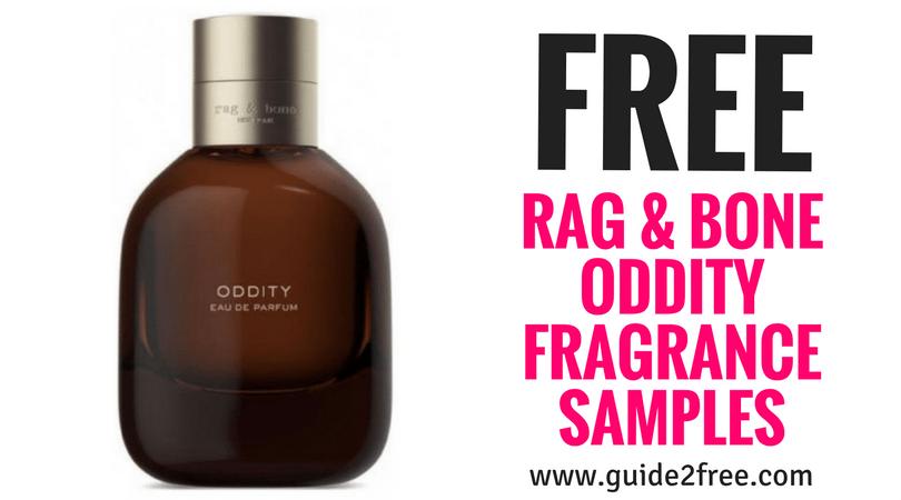 FREE Rag & Bone Oddity Fragrance Samples Fragrance
