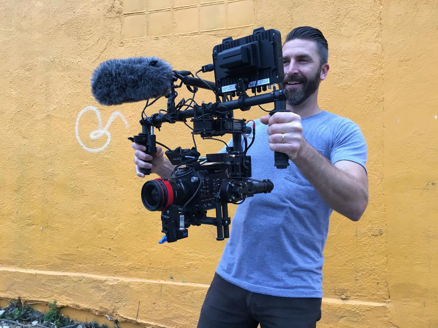 Sony Fs5 Review From Newshooter Joe Simon Http Www Newsshooter