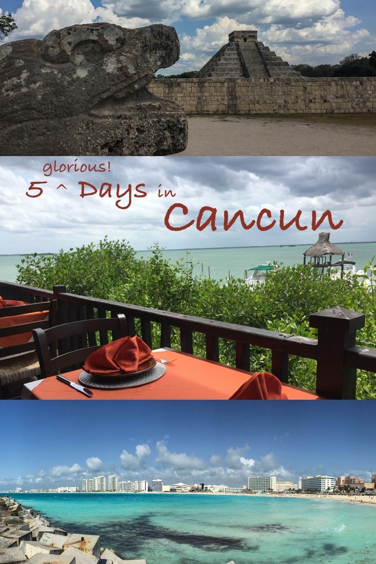 This Trip Summary Provides A Handy Guide For 5 Day To Cancun