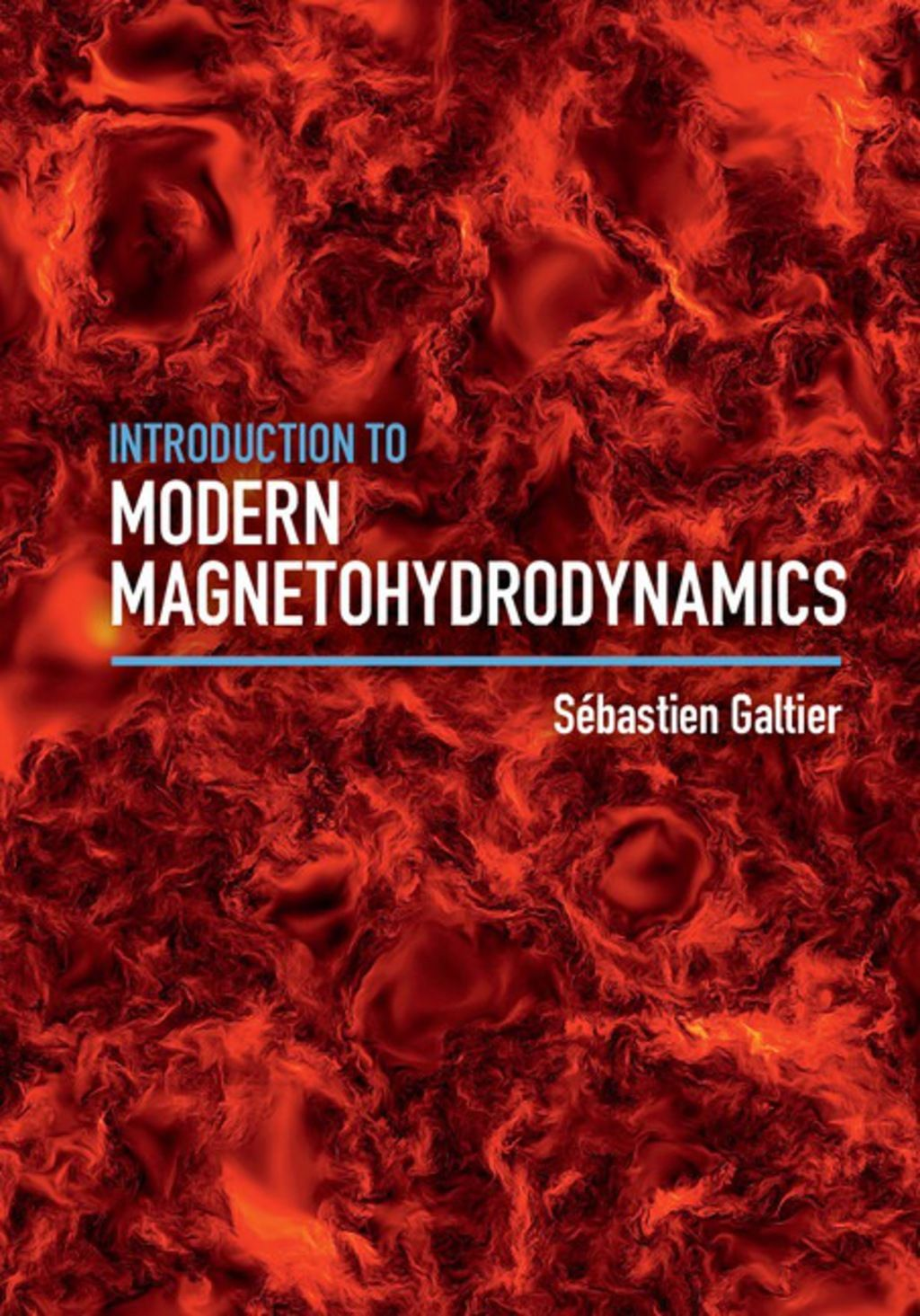 Introduction To Modern Magnetohydrodynamics Ebook