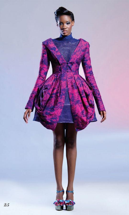 Deola Sagoe Lookbook Collection African Inspired Fashion African Fashion Designers African Fashion