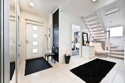 Receiving Area With Images Home Living Room Tiles House Styles
