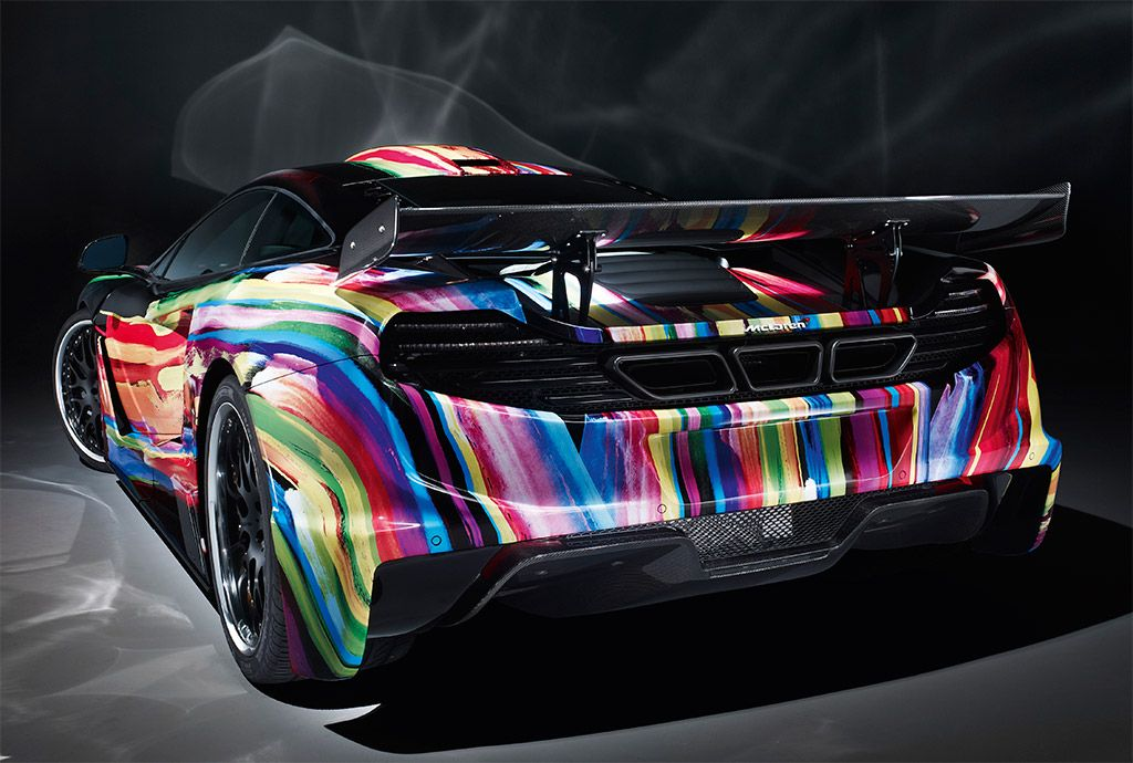 Asian Graffiti Cars Was The Design Of The Bmw M3 Gt2 Art Car