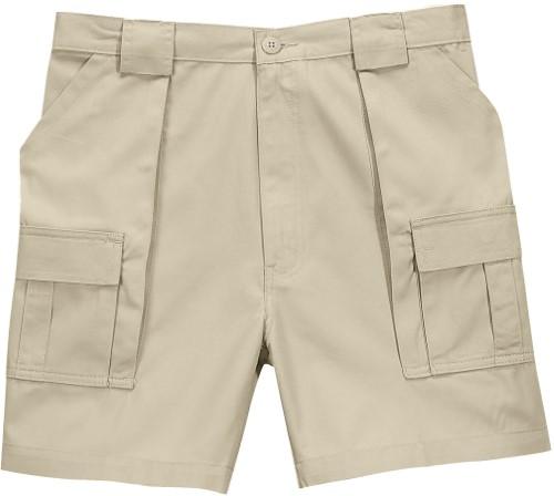 c4bc066585 Weekender Mens Six Pocket Trader Shorts, Size: 38W, Sand Beige ...