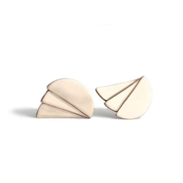 Deco Shell Earrings