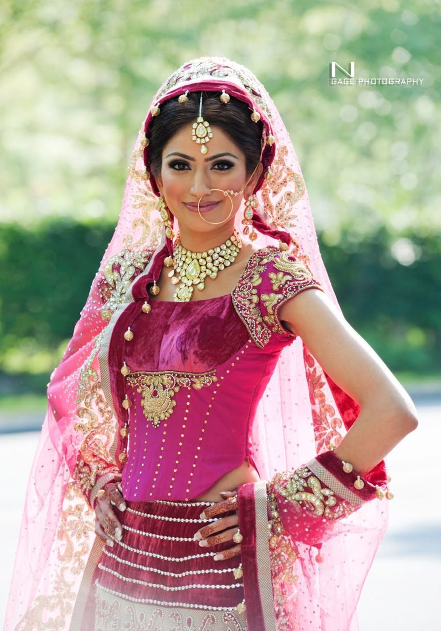 Pin de pav kaur en Bridal hair/makeup & styles | Pinterest