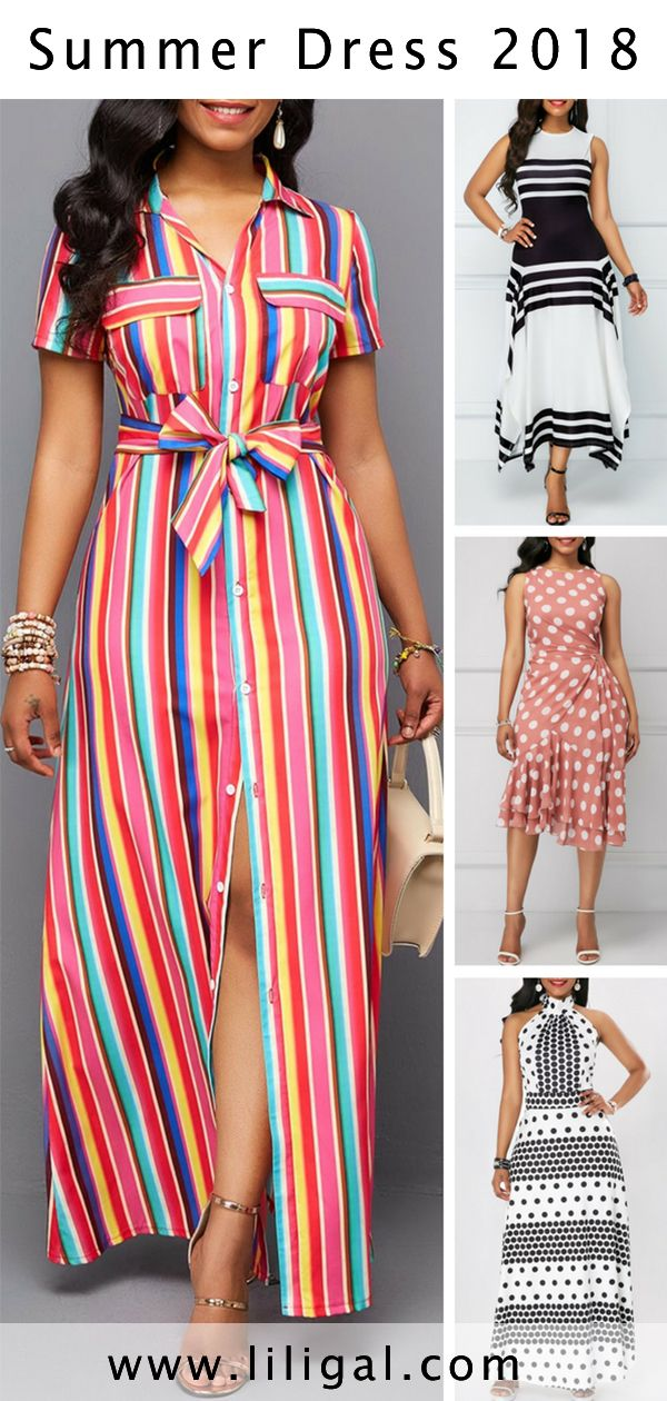 0f9a9bd4047 2018 fashion trends  cute summer dresses for women