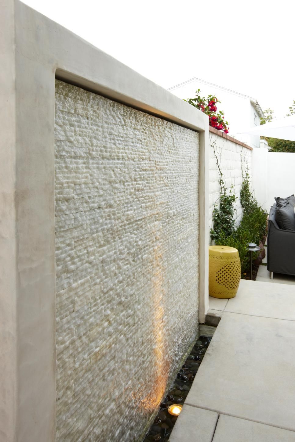Home Water Feature Wall Backyard Water Feature Water Walls