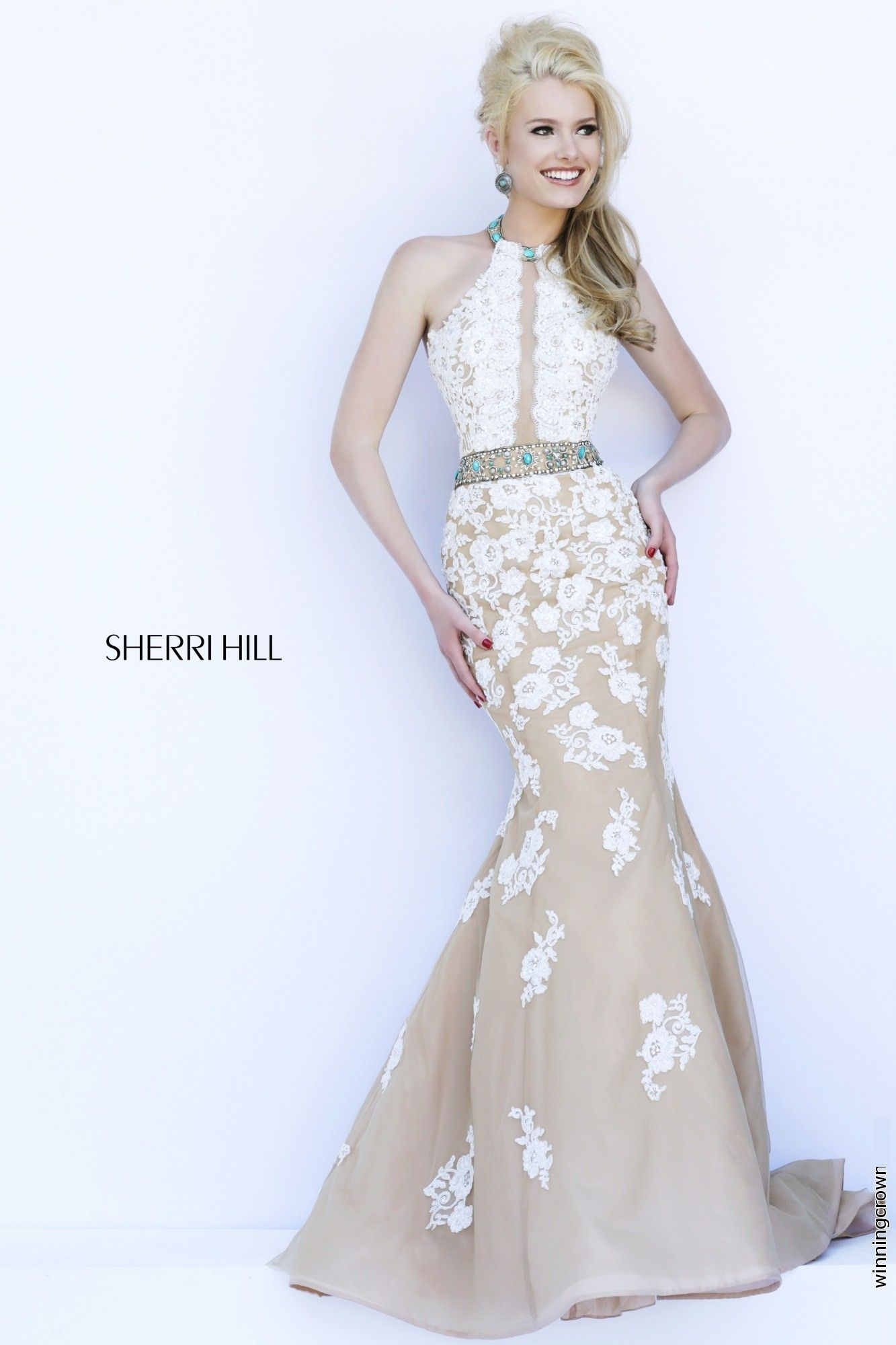 Latest collection of sherri hill prom dresses for modern women (23 ...