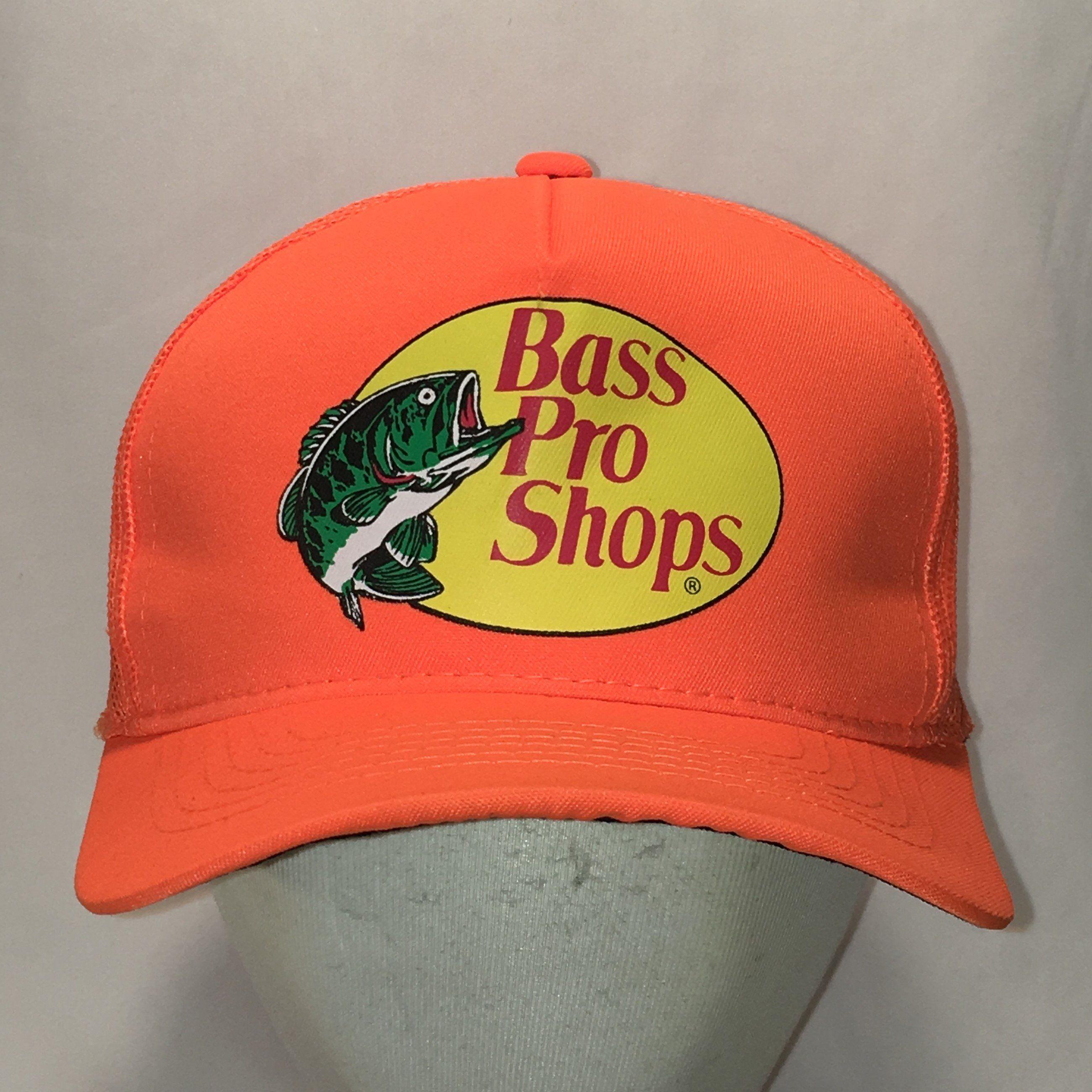 Vintage Snapback Fishing Hat Bass Pro Shops Baseball Cap Dad Etsy Fishing Hat Bass Pro Shop Hat Bass Pro Shops