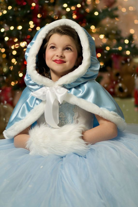 Ice Queen Costume Ball Gown Princess Party Dress By Ella