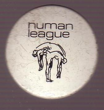 Button - Human League