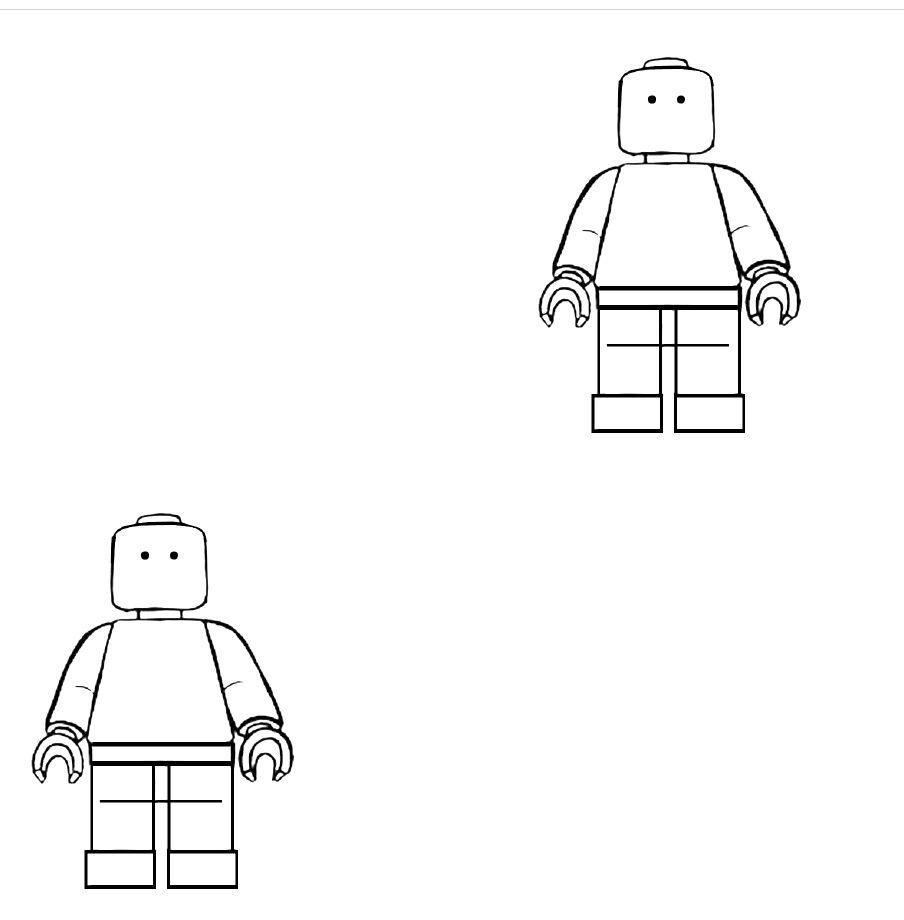 lego coloring book. download | LEGOS | Lego coloring, Lego ...