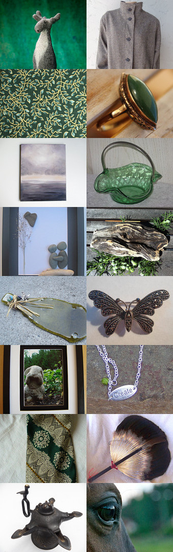FOREST WITHIN by William Rosenberg on Etsy--Pinned with TreasuryPin.com