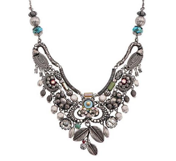 Capricorn Spirit Necklace Ayala Bar Indigo Collection Winter 2015 16 Capricorn Necklaces Necklace Handmade Fashion Jewelry