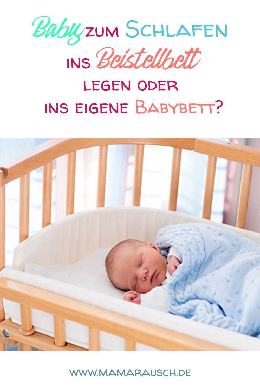 Baby Beistellbett Anstellbettchen Oder Babybett Im Kinderzimmer Mama Rausch Beistellbett Baby Beistellbett Baby