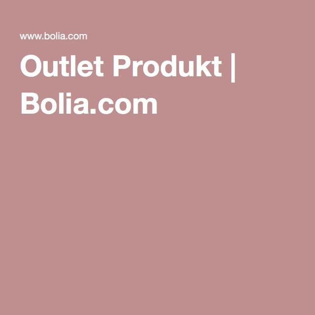 Outlet Produkt Boliacom Home Interior Schnäppchen Y Verpackung