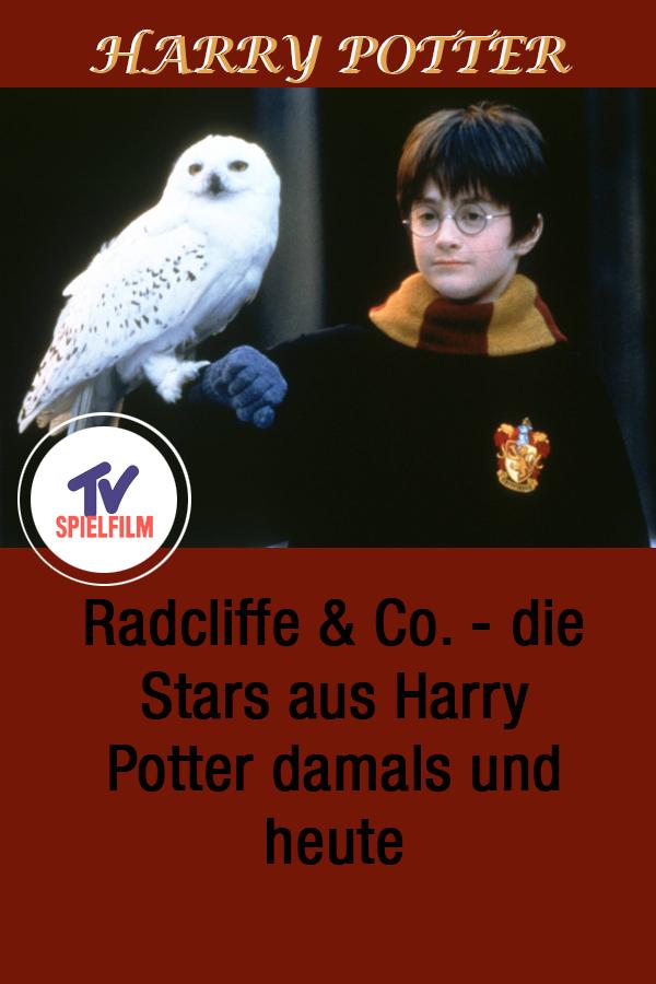 Harry Potter Die Zauberschuler Damals Und Heute Filme Star Wars Harry Potter