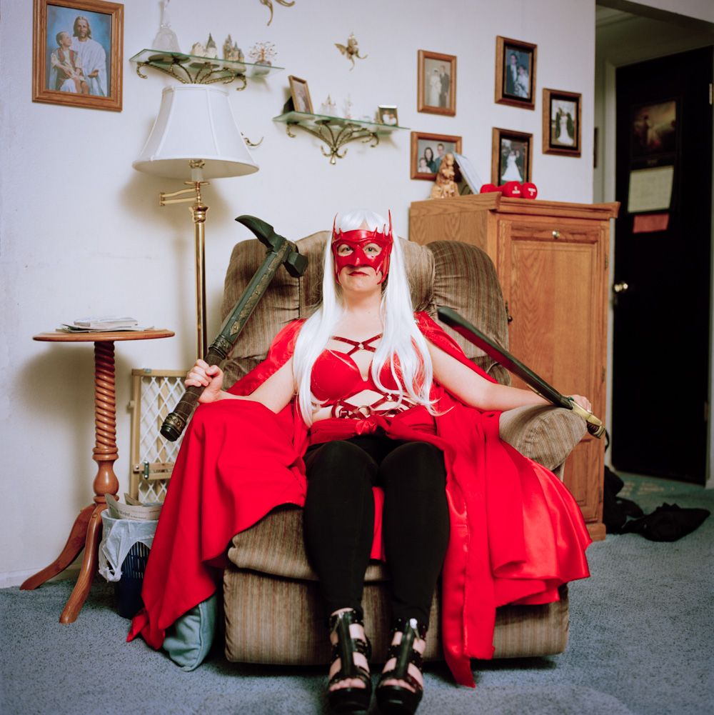 Meet the Wizards and Lords That Rule the Suburbs of Utah | WIRED