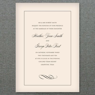 Make Your Own Wedding Invitations Download Print Plain Wedding Invitations Elegant Invitations Elegant Wedding Invitations