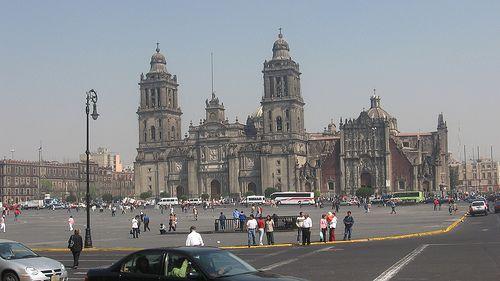 CATEDRAL METROPOLITANA, MEXICO DF