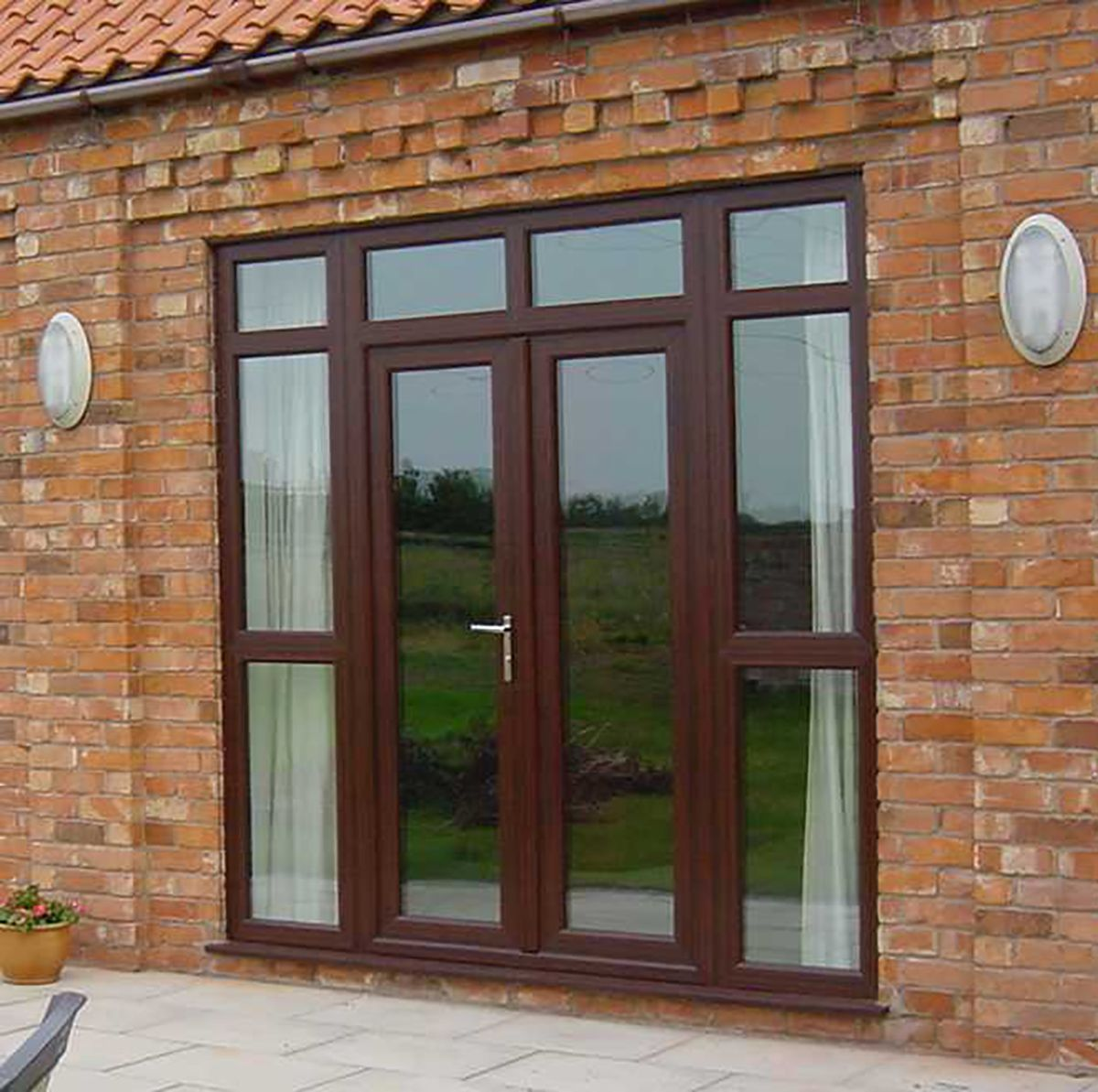 Rehau Upvc Casement Windows From Gfd Homes To Suit Any Home From The Classic Styles To The More Modern We C French Doors Sliding French Doors Upvc Patio Doors