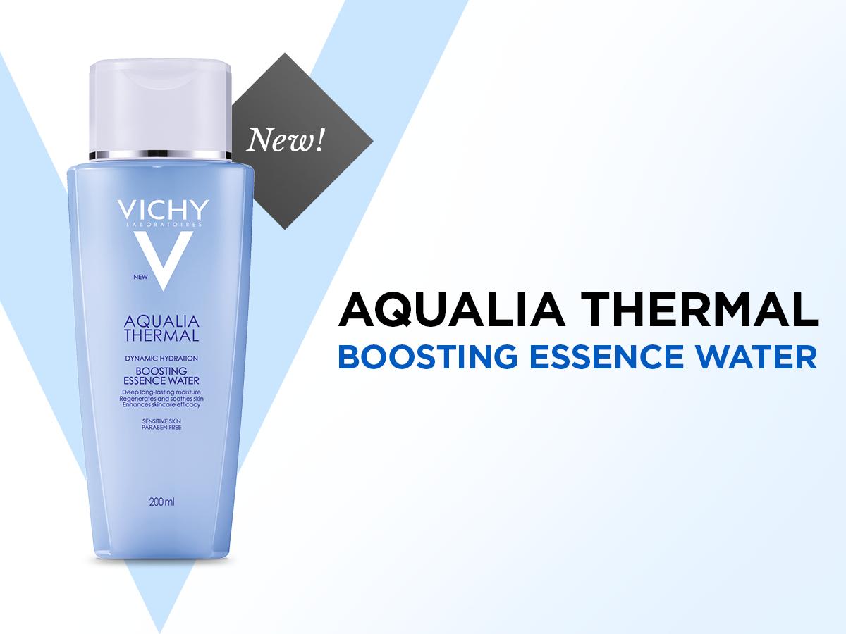 Vichy ca Contest: Win Aqualia Thermal Skin Care | Contests