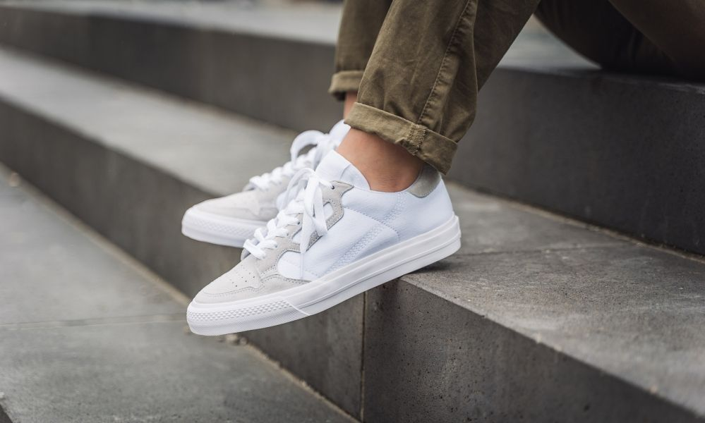 adidas - Continental Vulc (white / beige) - EF3523 | White ...