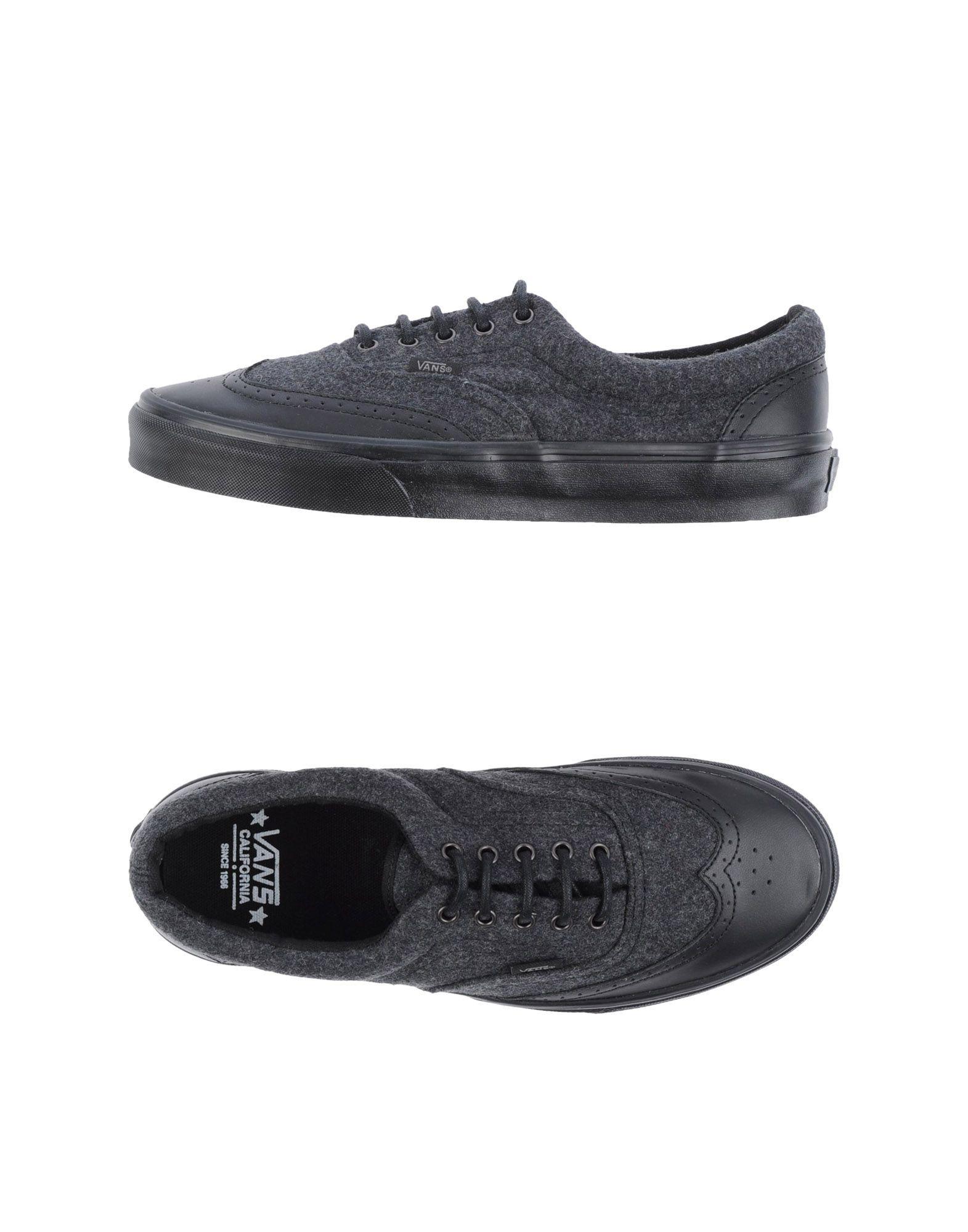 b836563542 Vans california Men - Footwear - Low-tops Vans california on YOOX ...