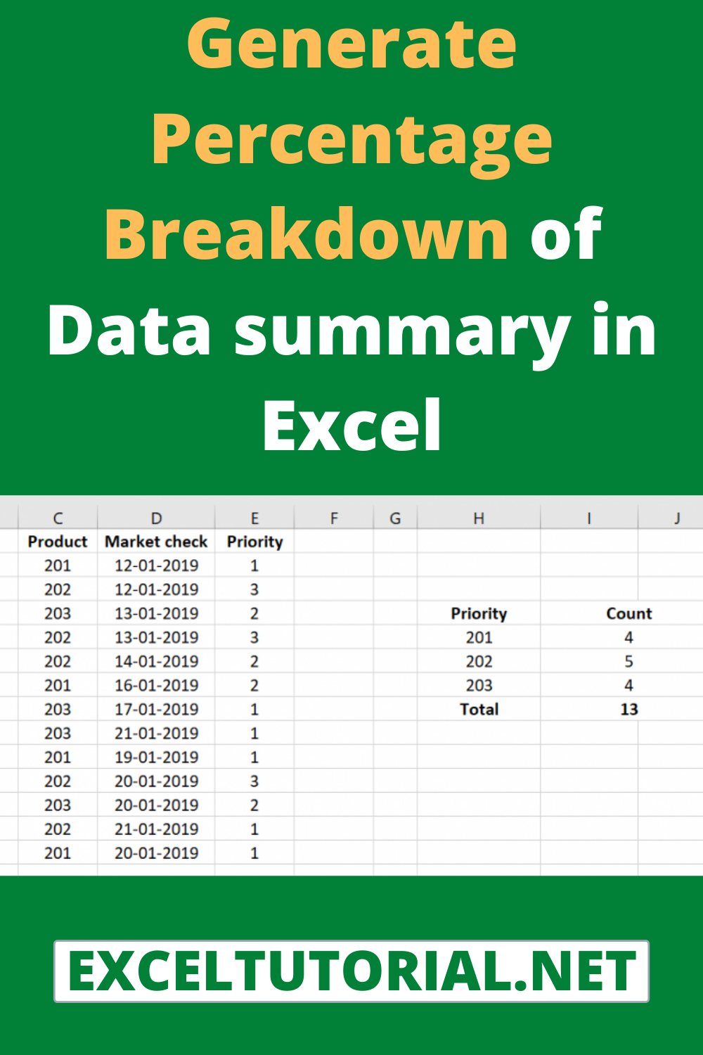 Pin on Excel Tips