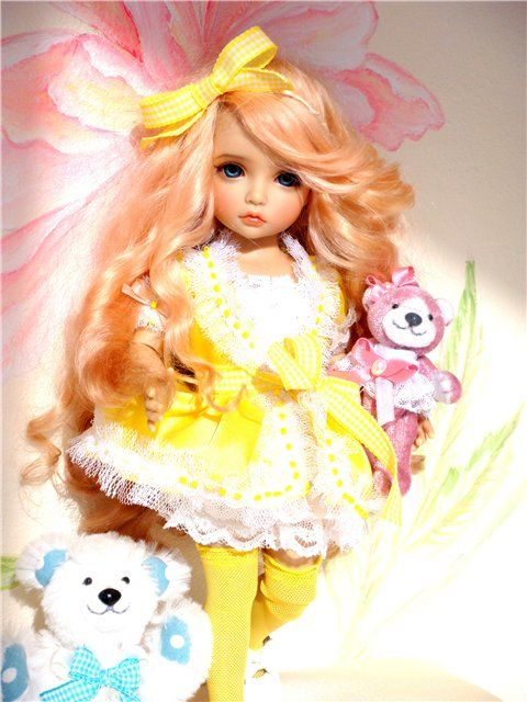 BJD-club • Просмотр темы - BID - Baby Iplehouse Doll (с