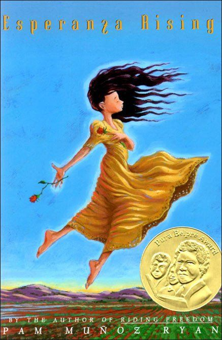 Esperanza Rising All Because I Love You Pinterest Books