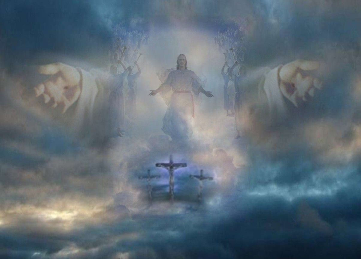Jesus in the Clouds | Stormy Sky Jesus, Clouds, Jesus, Sky | Jesus  wallpaper, Jesus images, Jesus