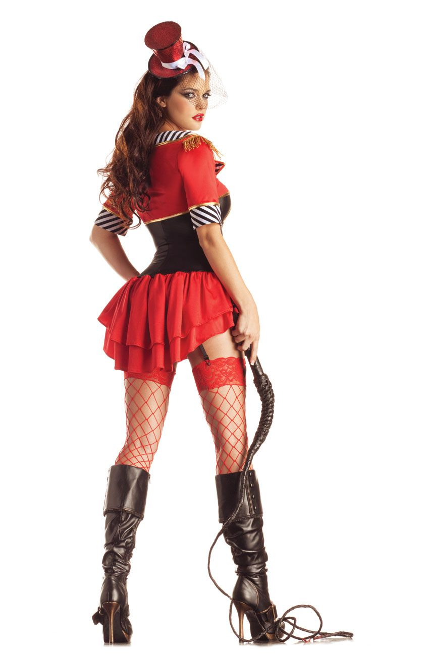 Lion Tamer Circus Shaper Costume Halloween In 2019