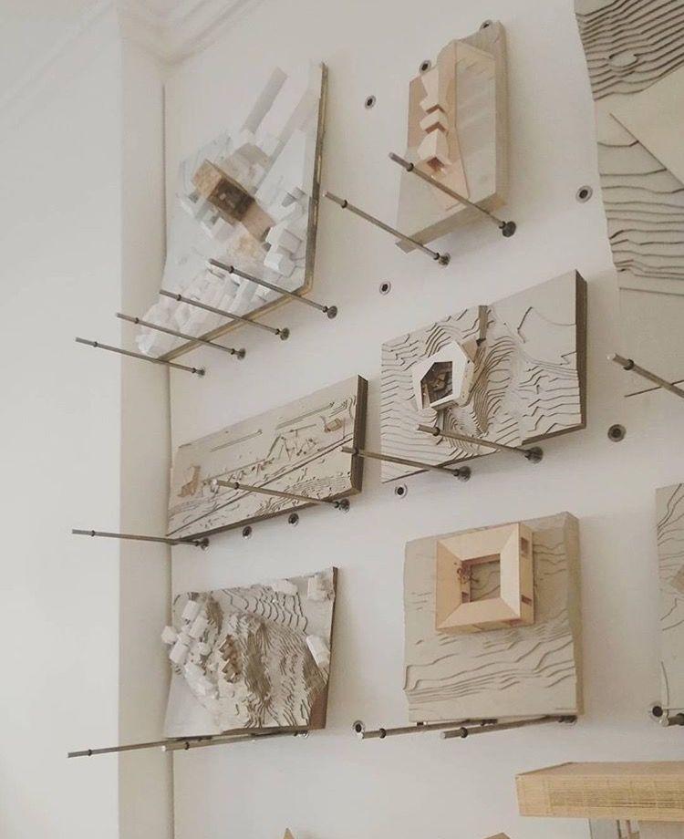 Maquette Architecture, Small