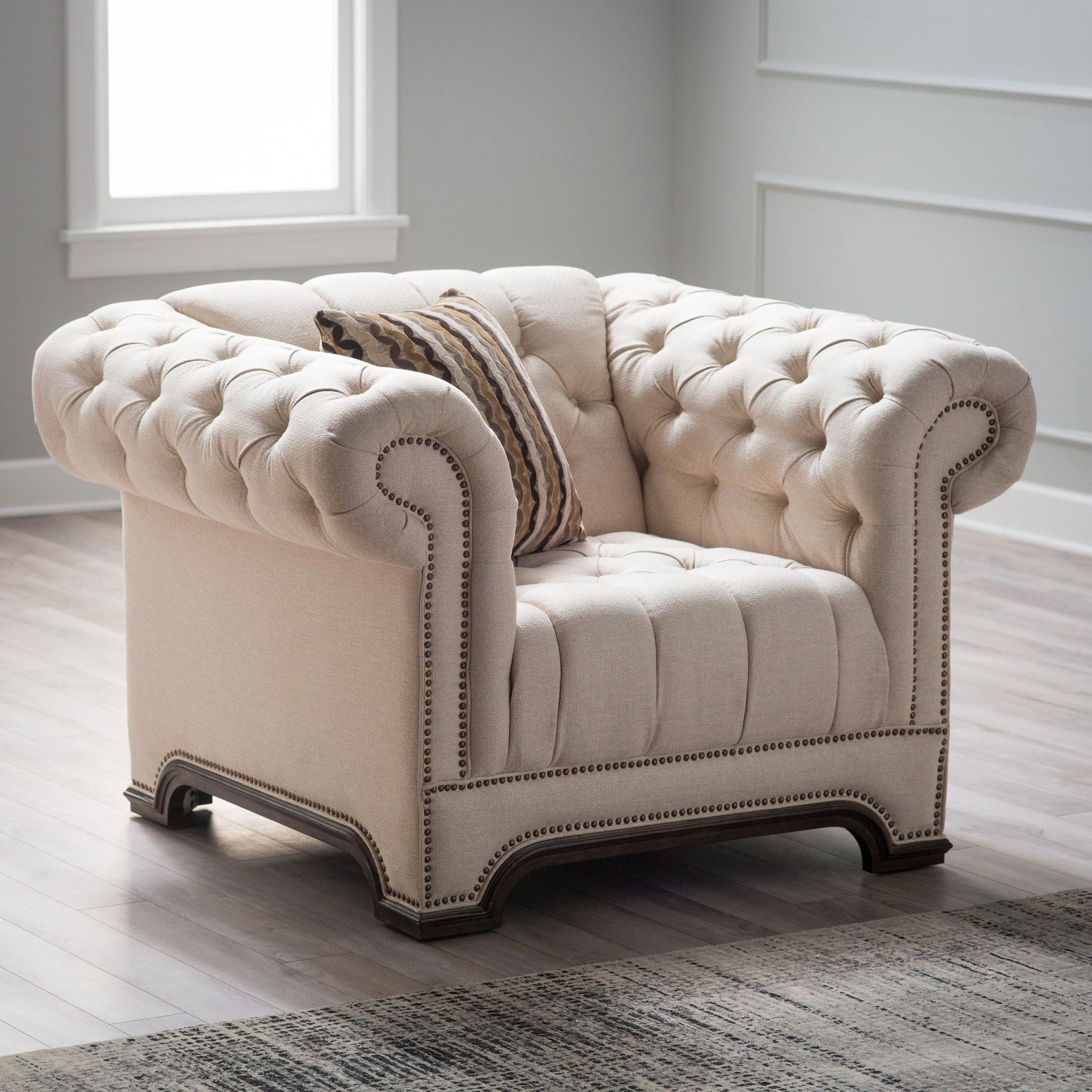 Belham Living Barron Chair Accent Chairs At Hayneedle