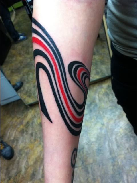 Figure 8 Tattoo : figure, tattoo, Elliott, Smith, Figure, Tattoos,, Tribal, Tattoos