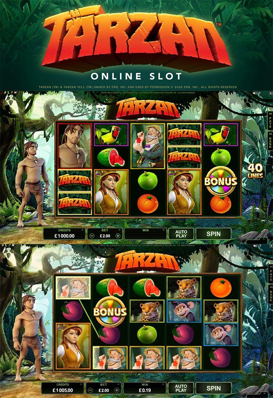 Spiele Wild Tarzan - Video Slots Online