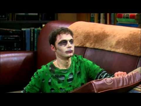 Don't mess with Sheldon...lol
