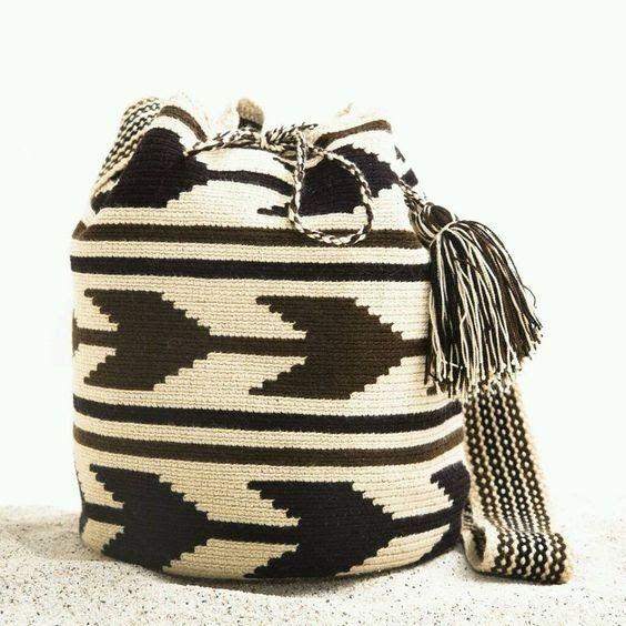 Diseños Para O Wayuu Handmade Esquemas Mochila Estilo nZRqT7