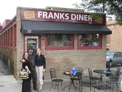 Frank S Diner Kenosha Wi Franks Diner American Diner Diner