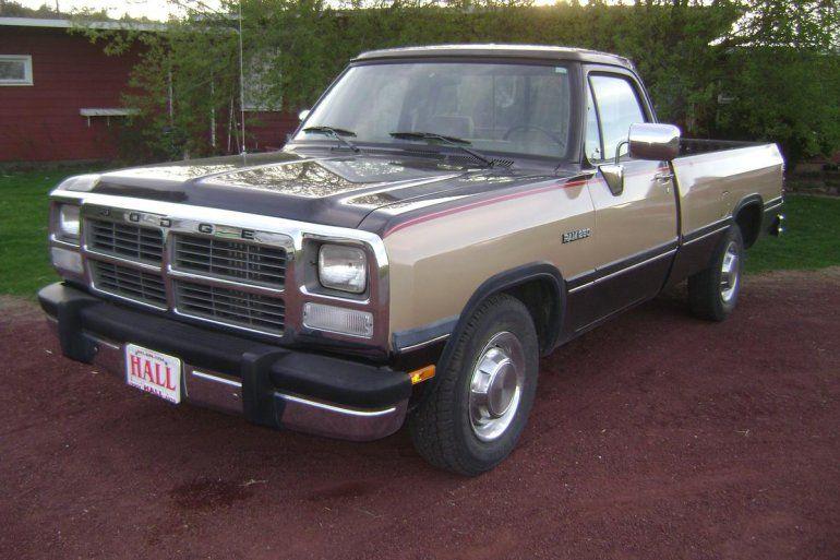 1991 Dodge Ram 2500 2500 Ram Pickup For Sale 1837935 Dodge Ram Dodge Dodge Ram 2500